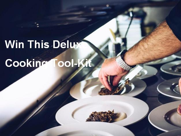 OLISUR Deluxe Cooking Chef Giveaway – Stand Chance To Win 1 Year Of Virgin Olive Oil, Knife Block Set, Cookware Set, Subscription, $150 Gift Card