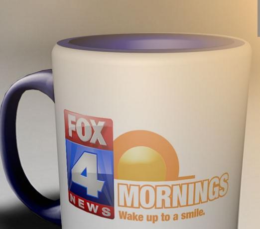 FOX4 Mug Shots Giveaway – Stand Chance To Win A FOX4 Morning News Coffee Mug Prize