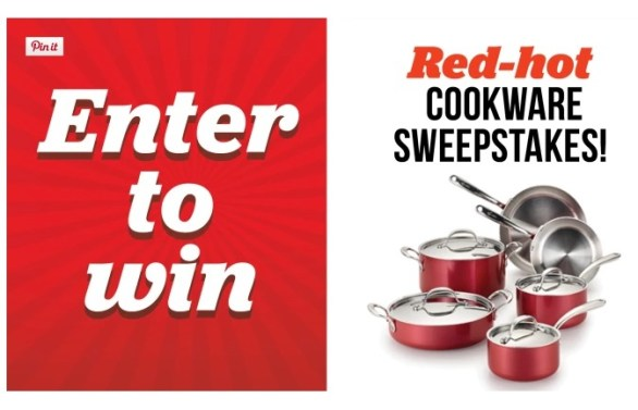 Clean Eating Magazine Lagostina Cookware Sweepstakes - Chance To Win One Lagostina Rossella Collection 10-Piece Set