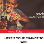 Sodexo Share A Coke Instant Win Game Sweepstakes – Stand Chance To Win A $25 Amazon.com Gift Card