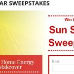 Scenic City Solar Sun Solar Sweepstakes – Stand Chance To Win Kilowatt Solar System