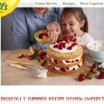 Driscoll's Summer Recipe Review Sweepstakes – Stand Chance To Win a $500 Visa Pre-Paid Card