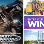 Access' Universal Orlando Resort Vacation Sweepstakes– Chance To Win A Trip To Universal Orlando Resort