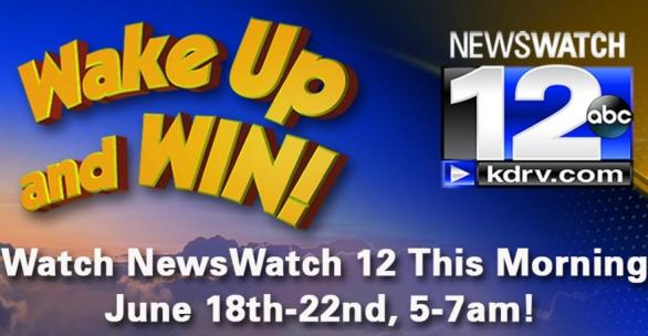 KDRV-TV Wake Up And Win Contest – Stand Chance To Win Tickets To Any Home Medford Mustangs Game