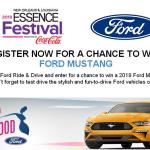 ESSENCE Win A 2019 Ford Mustang Sweepstakes – Stand Chance to Win 2019 Ford Mustang