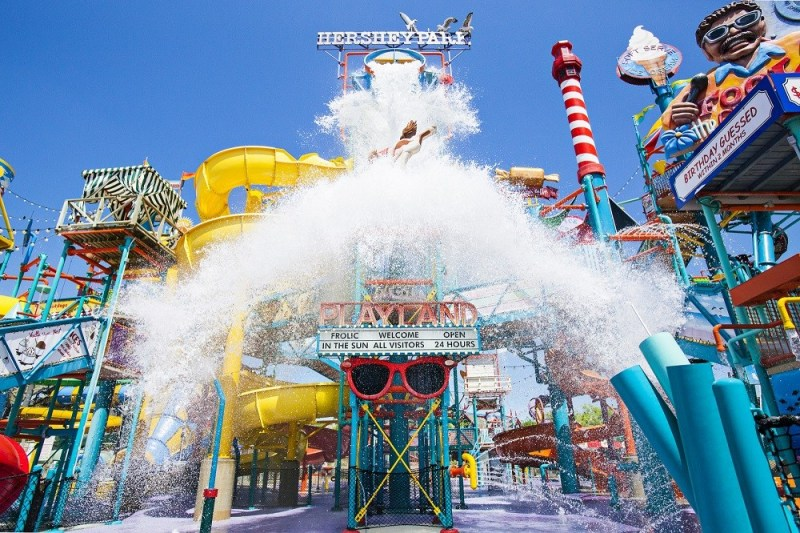 Hersheypark Tickets Giveaway - Chance To Win 2 Day Family 4 Pack