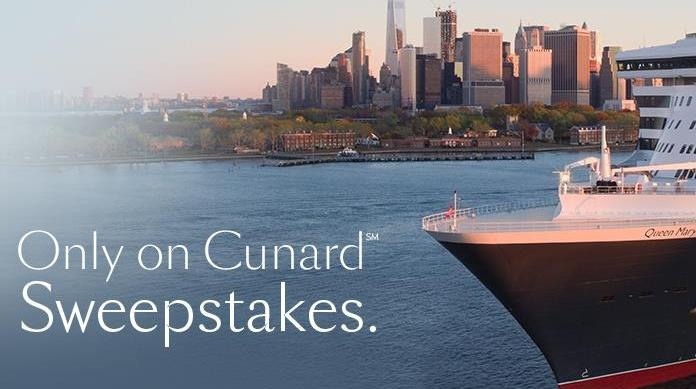 Only On Cunard Sweepstakes – Stand Chance To Win A Queen Mary 2 Transatlantic Crossing