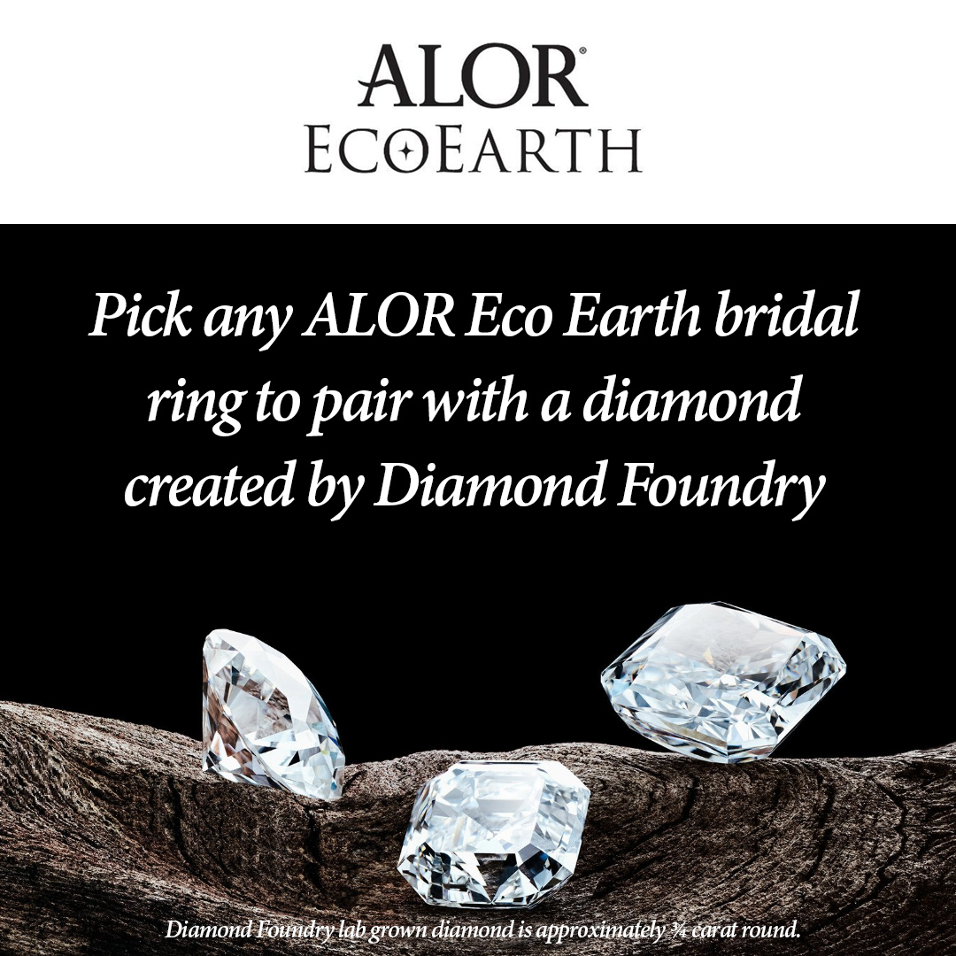 ALOR Eco Earth Diamond Ring Giveaway - Chance To Win An ALOR Diamond Ring