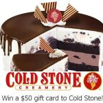 ABC15 Cold Stone Creamery Sweepstakes – Stand Chance To Win A $50 Gift Card To Cold Stone Creamery