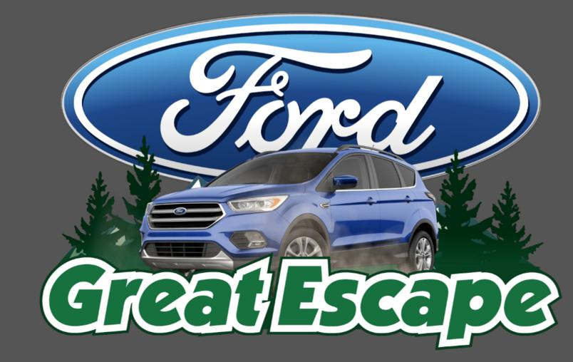 Ford Great Escape Sweepstakes – Stand Chance To Win A $250 Gas Card