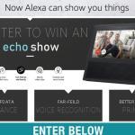 Tour Louisiana Amazon Echo Show Monthly Contest – Stand Chance To Win Amazon Echo Show