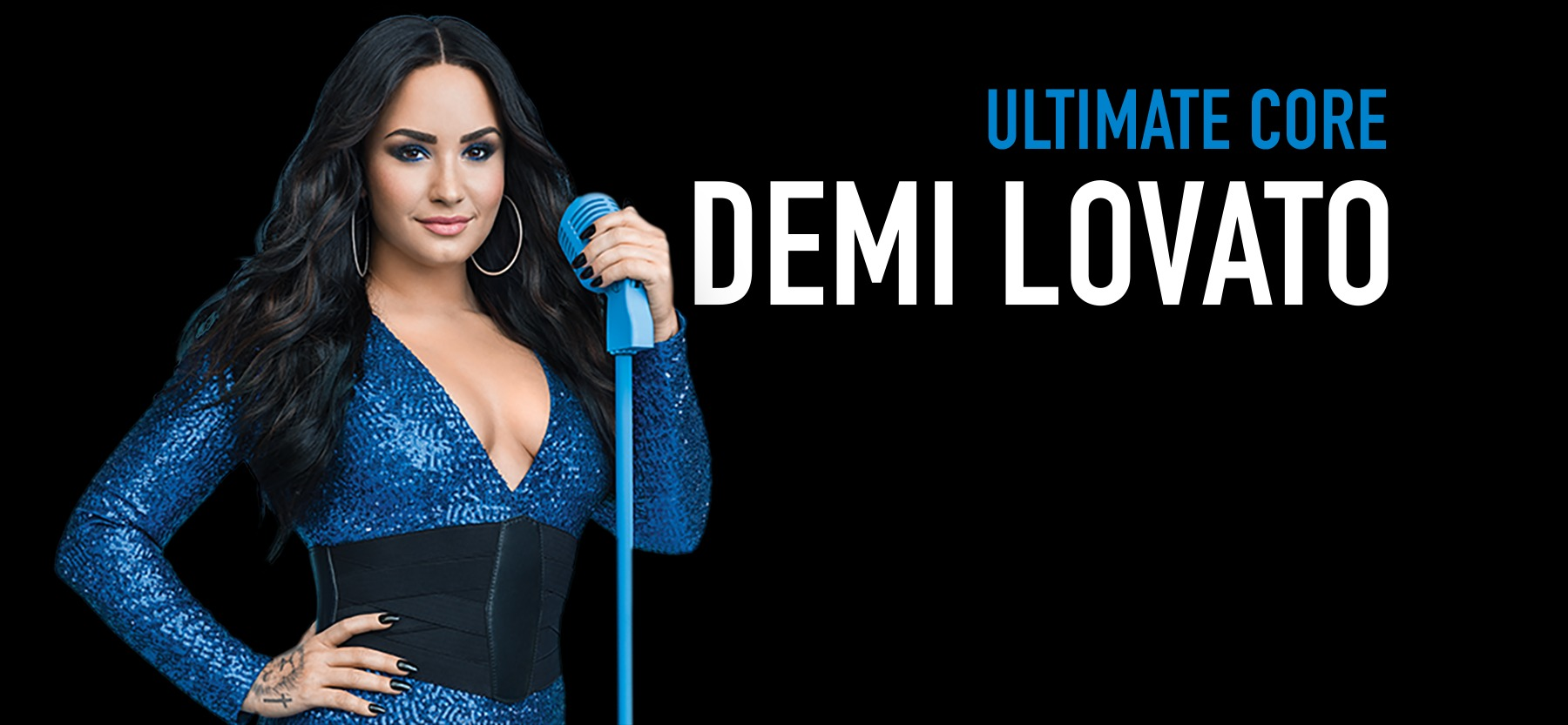 Core Demi Lovato Sweepstakes - Enter To Win StubHub Gift Card And A Guitar