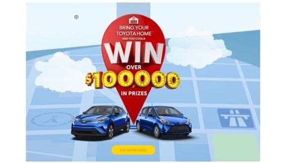 Bring-Your-Toyota-Home-Contest