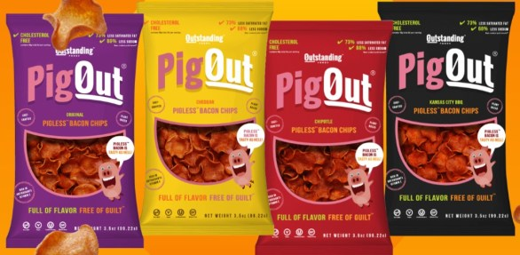 Outstanding Foods Sweepstakes - Stand To Win Case Of Pig Out chips
