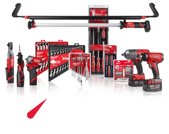 Milwaukee Tools Automotive Giveaway - Enter To Win Ratchet Kit And 4PC Hook and Pick Set