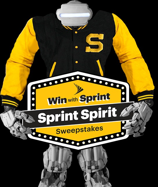 Sprint Spirit Sweepstakes - Enter To Win Instant Win Game Prizes And Trip
