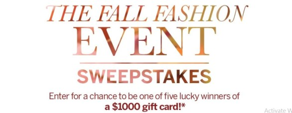 Dressbarn-Fall-Fashion-Event-Sweepstakes