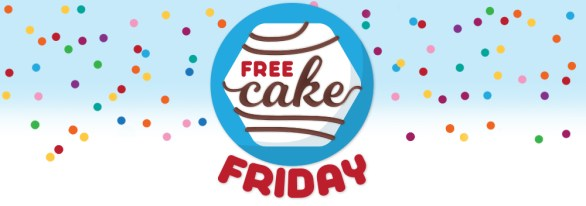 Little Debbie Free Cake Friday Giveaway - Enter To Win A Free Case of Snack Cakes