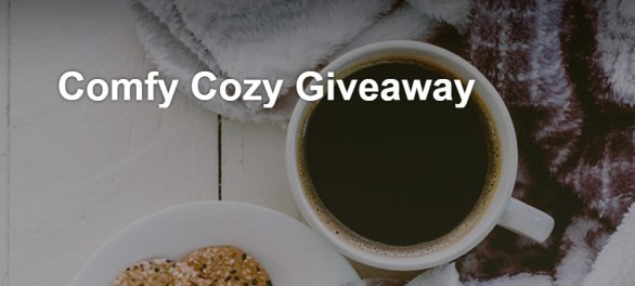 Flooring America Cozy Giveaway - Chance To Win A Hygge Comfort Basket