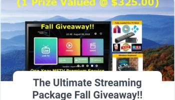 iHeartRadio And Roku National Streaming Day Giveaway - Win Roku