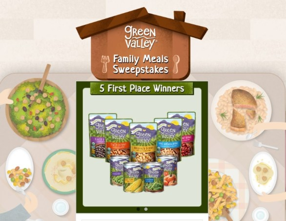 Green-Valley-Family-Meals-Sweepstakes