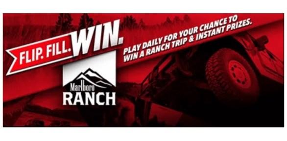 Marlboro-Ranch-Trip-Sweepstakes