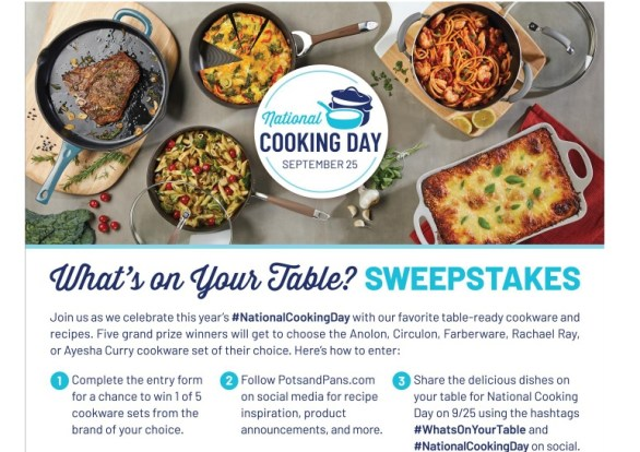 Pots-And-Pans-Whats-On-Your-Table-Sweepstakes