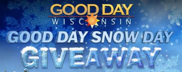 2018 Good Day Snow Day Giveaway
