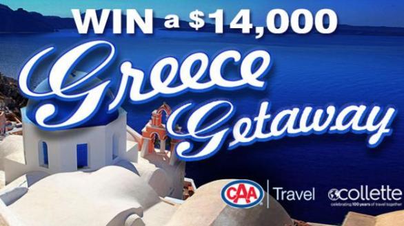 CTV Atlantic Greece Getaway Contest