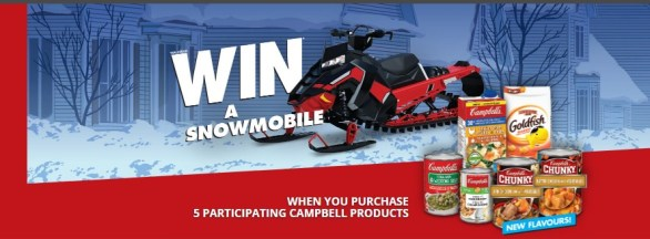 CO-OP Campbells Contest - Chance To Win A Polaris 2019 800 Pro RMK 155 Snowmobile