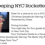 Good Housekeeping NYC Rockettes Sweepstakes – Win A NYC Getaway