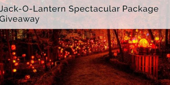 Jack-O-Lantern Spectacular Package Giveaway – Win Four Jack-O-Lantern Spectacular