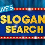 Live's Slogan Search Contest