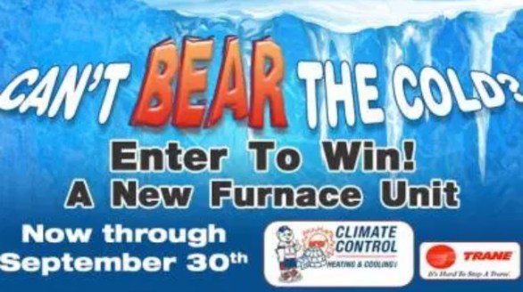 Fox4 Can't Bear The Cold 2018 Sweepstakes
