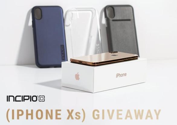 Incipio Iphone Xs Giveaway