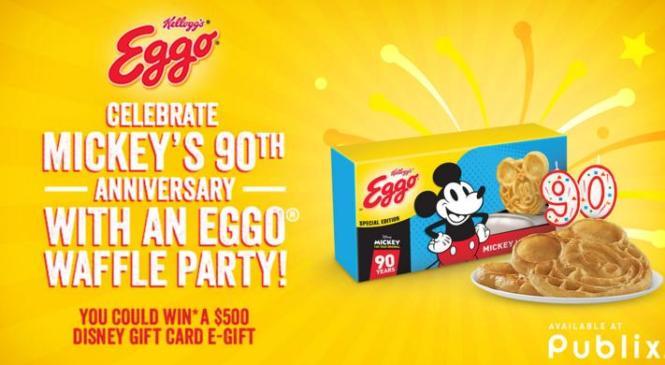 Kellogg's Eggo Waffle Sweepstakes
