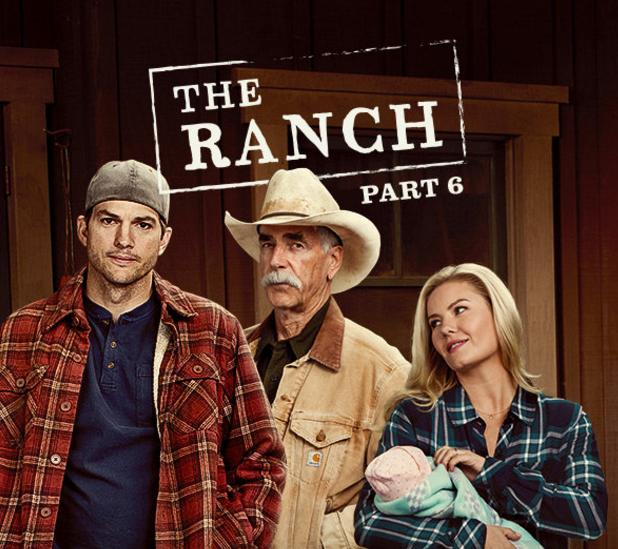 Netflix's The Ranch Sweepstakes