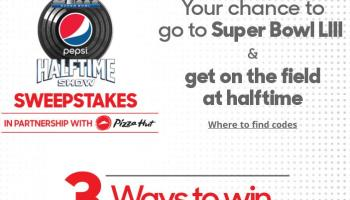 Pepsi Rock Your Rewards Sweepstakes - Win A Beats Wireless