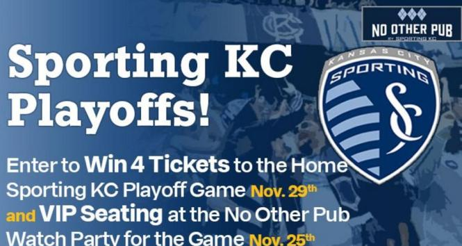 Sporting KC 2018 Sweepstakes