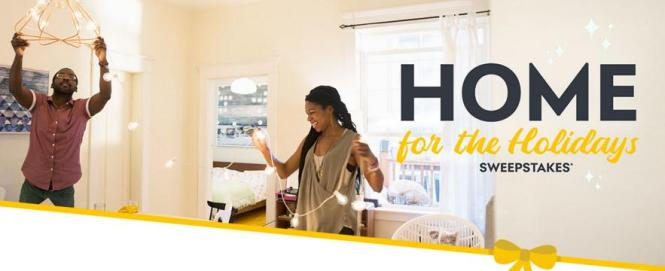 Synchrony Bank Home For The Holidays Sweepstakes