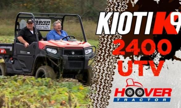 WNEP–TV's Kioti K9 Contest