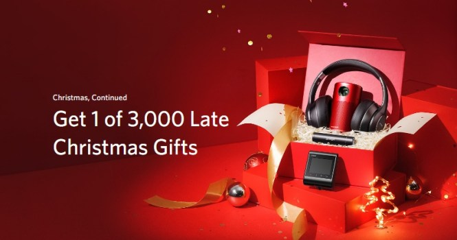 Anker Christmas, Continued Giveaway
