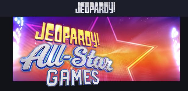 Jeopardy All-Star Games Fantasy League Sweepstakes – Win A