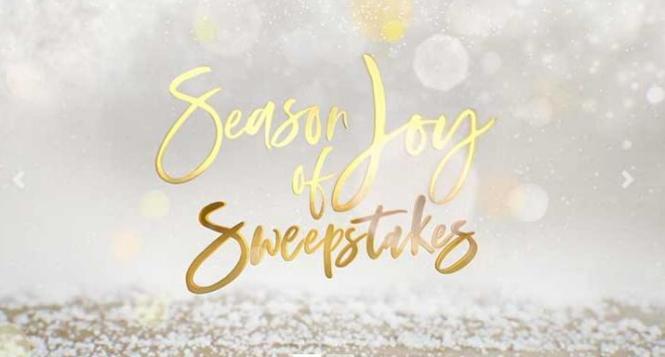 Light TV Season Of Joy Sweepstakes