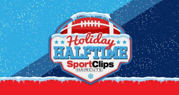 Sport Clips Holiday Halftime Sweepstakes