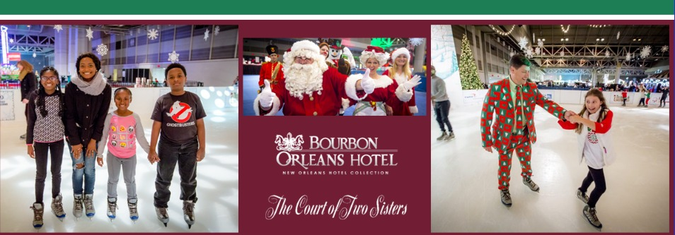 WWL TV's NOLA ChristmasFest Sweepstakes – Win A 2-Night stay And $100 Gift Certificate