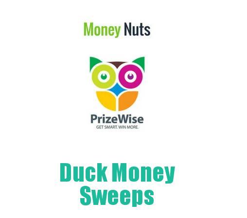 Whole Customer Duck Money Sweepstakes