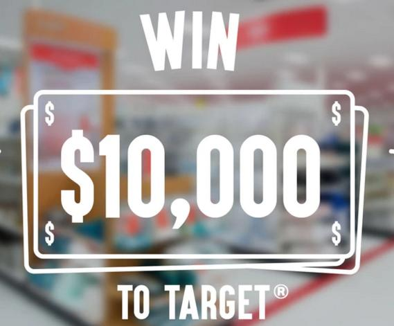 Omaze Target Gift Card Sweepstakes – Win A $10,000 Gift Card