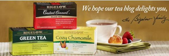 The Bigelow New Teas Sweepstakes