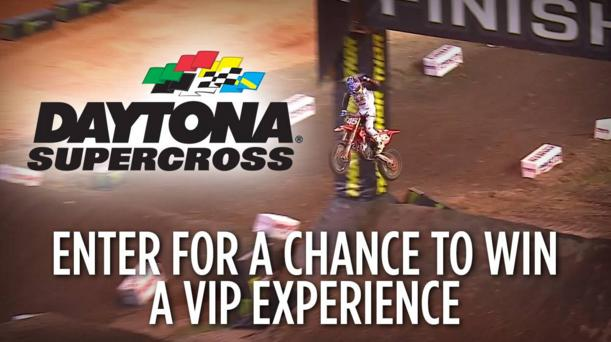 Daytona Supercross 2019 Contest - Win A VIP Experience